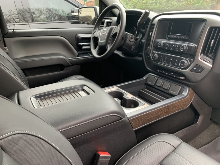 Cloth Seat to Leather Conversion