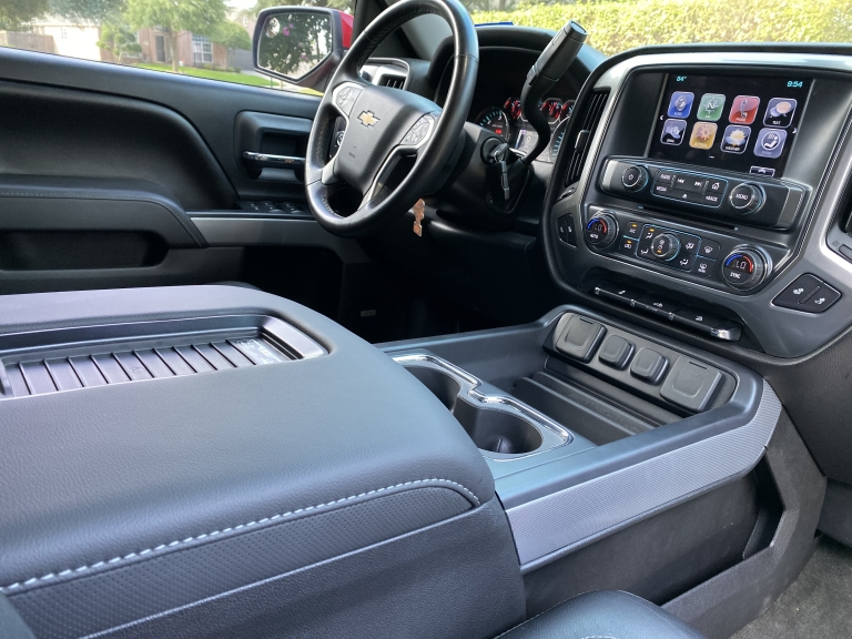 Jump Seat to Center Console Conversion