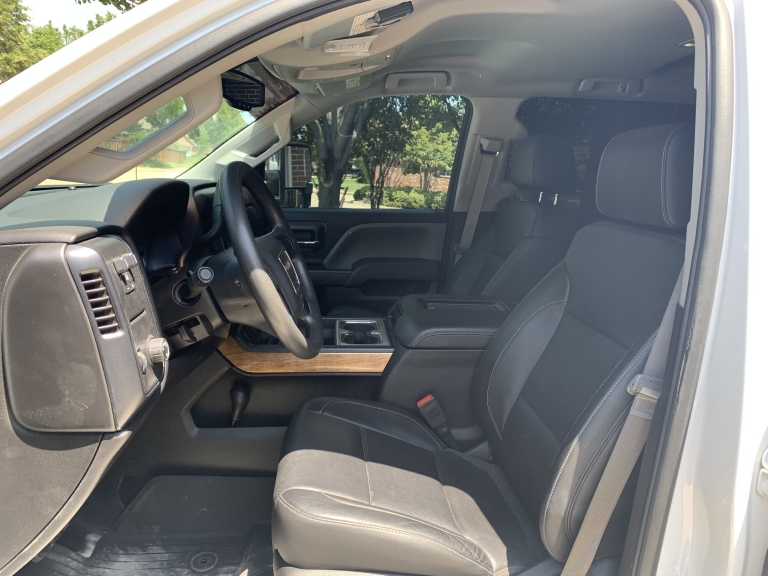 Center Console Conversion with Floor Shifter